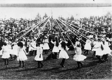 May Day 1913